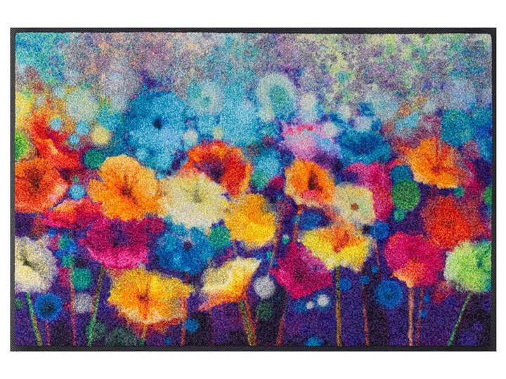Wycieraczka Colorful Flowers Kategoria Wycieraczki Kolor Wielokolorowy
