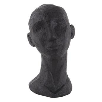 Czarna figurka dekoracyjna PT LIVING Face Art Lana, 28 cm
