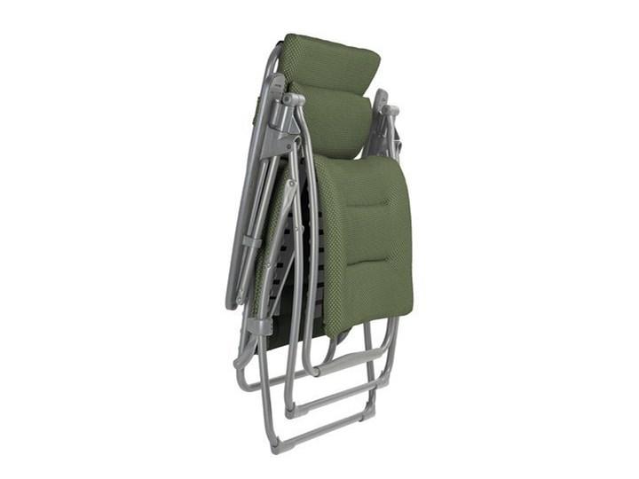 Leżak Lafuma FUTURA LFM3130 9548 kolor Olive Becomfort Składane Kategoria Leżaki ogrodowe Metal Kolor Zielony