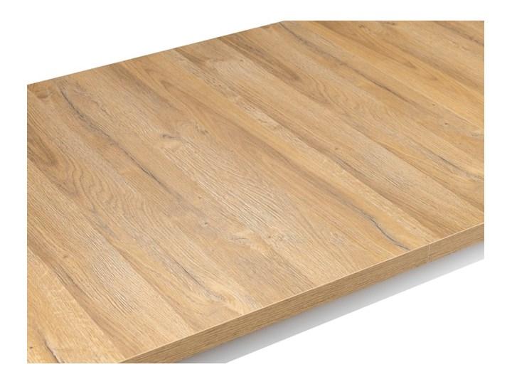 Zestaw do Kuchni Jadalni Stół 120x70 Wysokość 76 cm Długość 40 cm  Wysokość 48 cm Szerokość 70 cm Długość 120 cm  Płyta MDF Tworzywo sztuczne Drewno Kształt blatu Prostokątny