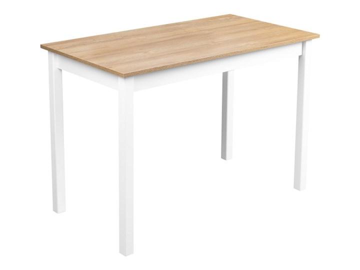 Stół + Krzesła do Kuchni Jadalni 110x60 Pomieszczenie Jadalnia Kategoria Stoły z krzesłami