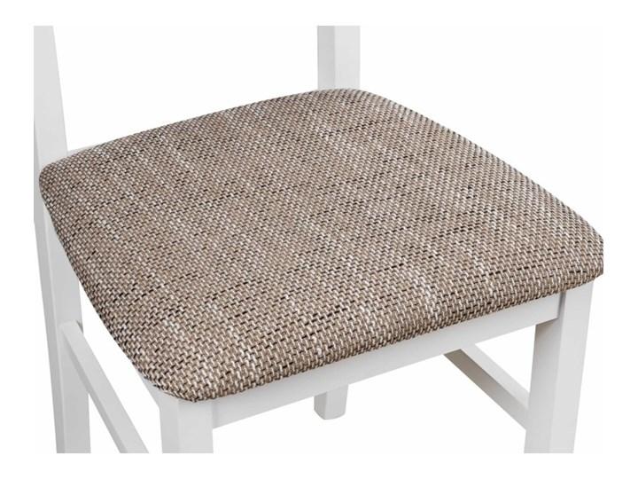 Stół + Krzesła do Kuchni Jadalni 110x60 Kolor Beżowy