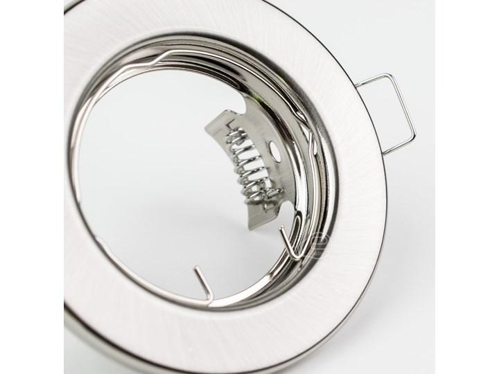 Punktowa oprawa sufitowa wpuszczana MURID Nickel IP20 okrągła nikiel EDO777294 EDO Okrągłe Oprawa stropowa Oprawa wpuszczana Kategoria Oprawy oświetleniowe