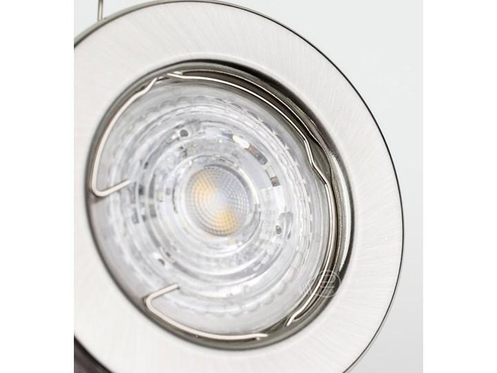 Punktowa oprawa sufitowa wpuszczana MURID Nickel IP20 okrągła nikiel EDO777294 EDO Oprawa wpuszczana Okrągłe Oprawa stropowa Kategoria Oprawy oświetleniowe