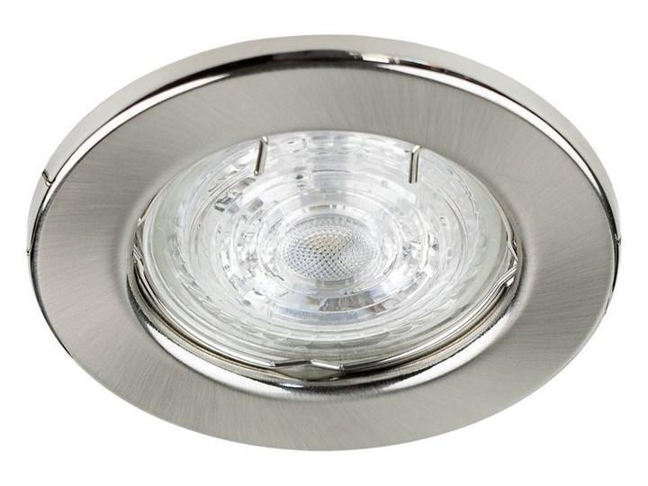 Punktowa oprawa sufitowa wpuszczana MURID Nickel IP20 okrągła nikiel EDO777294 EDO Oprawa wpuszczana Oprawa stropowa Okrągłe Kategoria Oprawy oświetleniowe