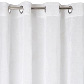 Zasłona Gotowa Maripos 140x250cm - Biały - Przelotki