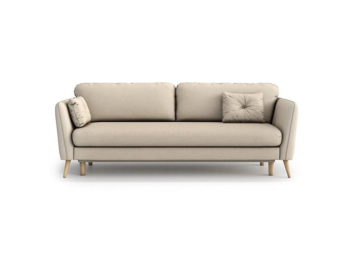 Sofa Clara z funkcją spania, Nougat
