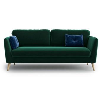 Sofa Clara 3-osobowa, Bottle Green