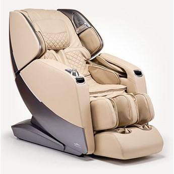 Fotel masujący Massaggio Stravagante 2 (kremowo-grafitowy)