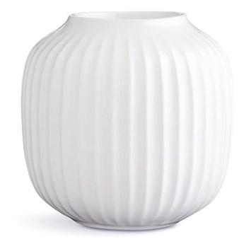 Biały porcelanowy świecznik na tealighty Kähler Design Hammershoi, ⌀ 9 cm