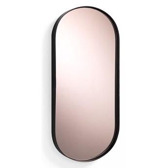 Owalne lustro ścienne Tomasucci Afterlight, 25x55 cm