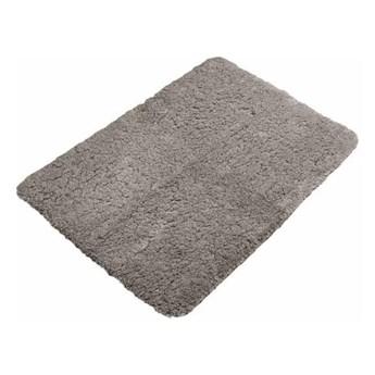 Brązowy antypoślizgowy dywanik łazienkowy Tiseco Home Studio Jule,60x120 cm