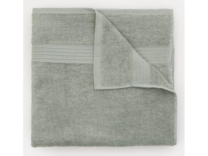 Sinsay - Bawełniany ręcznik 70x140 - Zielony
