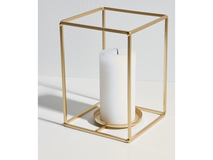Sinsay - Świecznik - Złoty
