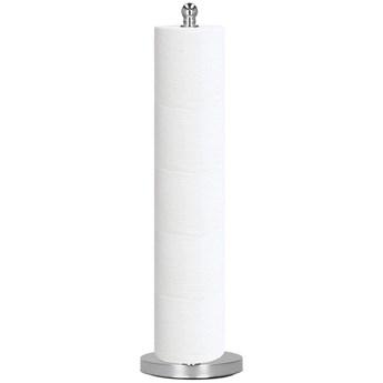 Stojak na papier toaletowy 51cm uchwyt chromowany