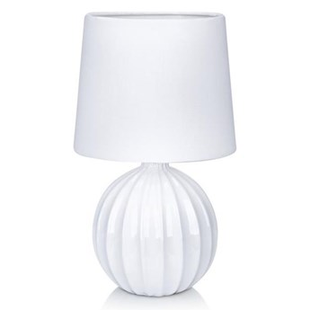 Markslöjd 106884 - Lampa stołowa MELANIE 1xE14/40W/230V biały