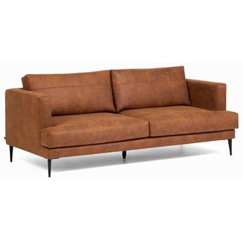 Sofa 2-os. Vinny 183 cm rdzawobrązowa