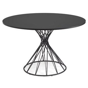 Stół Niut ∅120 cm czarny