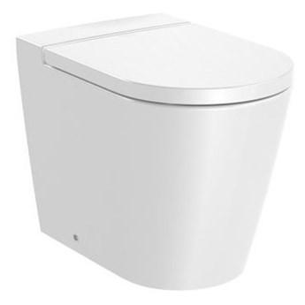 Roca Inspira Round miska WC stojąca Rimless A347526000
