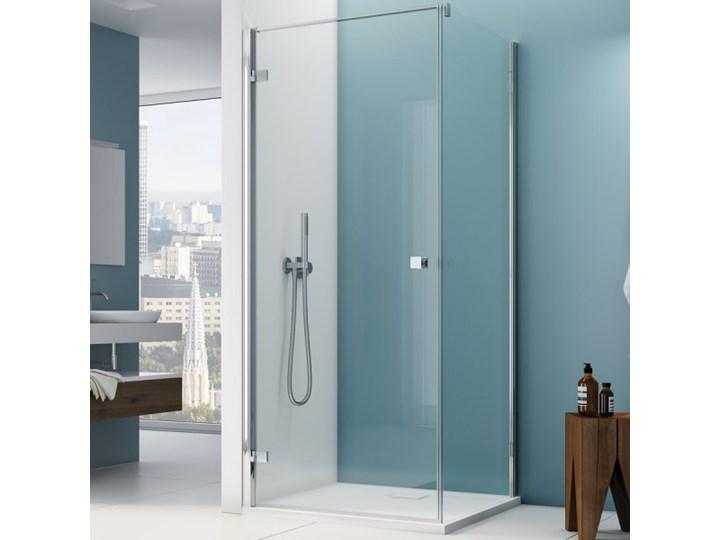 Sanswiss Annea kabina prysznicowa prostokątna 90x75 cm lewa AN1CG09005007+ANT07505007 Rodzaj drzwi Uchylne Przyścienna Wysokość 200 cm Narożna Szerokość 90 cm Kolor Przezroczysty
