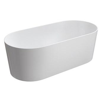 Monaco Marble+ wanna wolnostojąca biały połysk 181 cm MONACO181BP