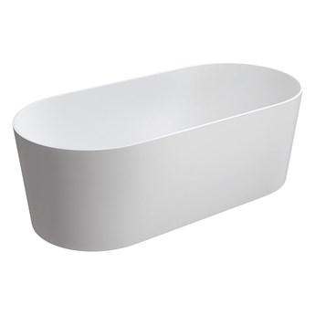 Monaco Marble+ wanna wolnostojąca biały mat 181 cm MONACO181BM