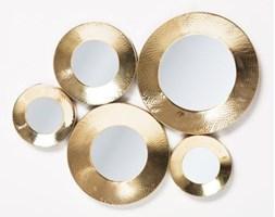 Lustro Circoli Cinque Gold