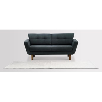 Sofa Astrar 2-osobowa (Braveheart Charcoal :braveheart/charcoal)