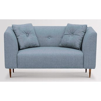 Mini sofa Ginster (Braveheart Navy :braveheart/navy)
