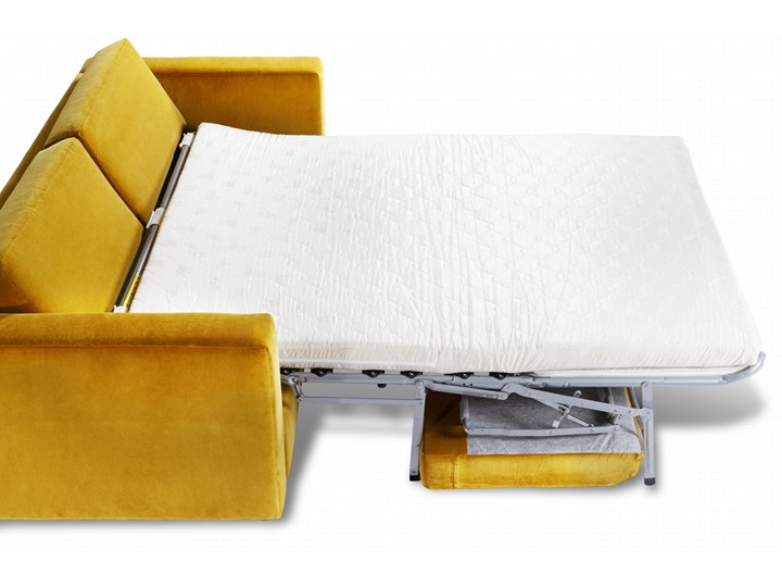 Sofa Narcisser 2-osobowa Welurowa z funkcją spania (Welur bawełna 100% CIEMNOZIELONY :welur/CIEMNOZIELONY) Stała konstrukcja Kategoria Sofy i kanapy Pomieszczenie Salon
