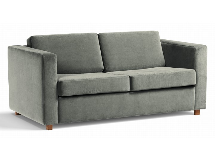Sofa Narcisser 2-osobowa Welurowa z funkcją spania (Welur bawełna 100% CIEMNOZIELONY :welur/CIEMNOZIELONY) Stała konstrukcja Kategoria Sofy i kanapy