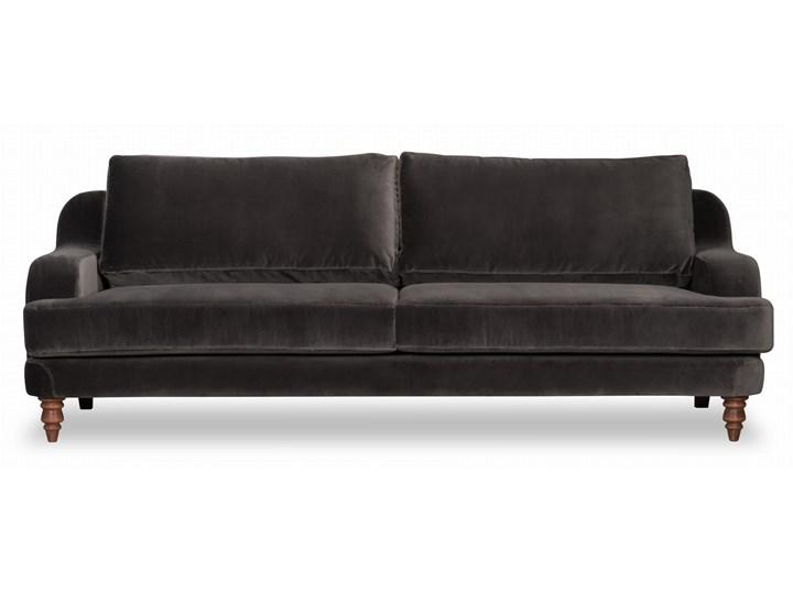Sofa Mirar 3-osobowa welurowa (Welur bawełna 100% OLIWKOWY :welur/OLIWKOWY) Wielkość Dwuosobowa Stała konstrukcja Kolor Khaki