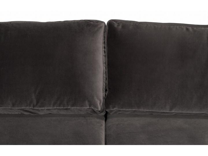 Sofa Mirar 3-osobowa welurowa (Welur bawełna 100% OLIWKOWY :welur/OLIWKOWY) Stała konstrukcja Funkcje Bez dodatkowych funkcji Kolor Khaki