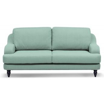 Sofa Mirar 2-osobowa (Bawełna 63%, len 37% MIĘTOWY :len bawełna/mięta)