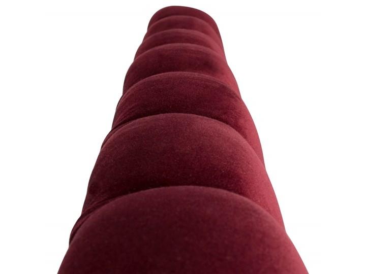 Łóżko Magnolia (160X200) welurowe (Deluxe - welur łatwozmywalny CHARCOAL :deluxe/CHARCOAL) Łóżko tapicerowane Pojemnik na pościel Bez pojemnika