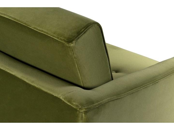 Sofa Klematisar 3-osobowa Welurowa z funkcją spania  (Deluxe - welur łatwozmywalny PEACOCK :deluxe/PEACOCK) Stała konstrukcja Głębokość 91 cm Kategoria Sofy i kanapy