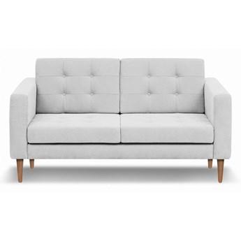 Sofa Lupiner 2-osobowa (Bawełna 63%, len 37% JASNOSZARY :len bawełna/jasnoszary)