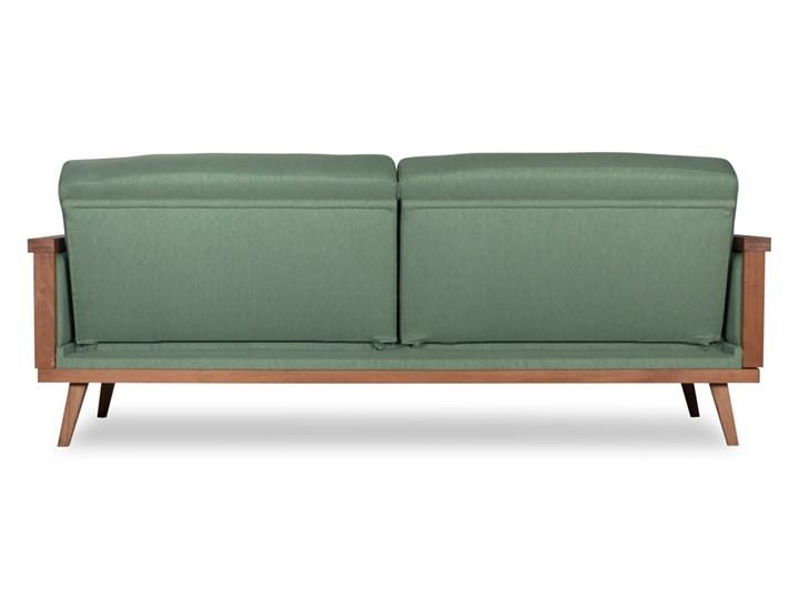 Sofa Orkidé 3-osobowa z funkcją spania (Colourwash Sand :colourwash/sand) Wersalka Głębokość 114 cm Boki Z bokami