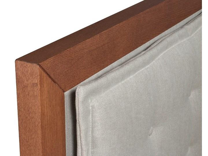 Łóżko Klematisar BERGEN (180x200)   (Bravehear |Chinchilla :braveheart/chinchilla) Łóżko tapicerowane Łóżko drewniane Kategoria Łóżka do sypialni