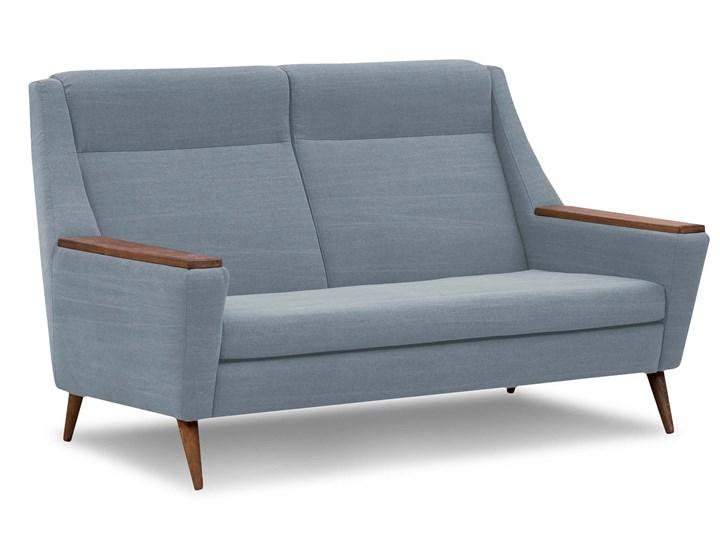 Sofa Rubusar 2-osobowa (Bawełna 63%, len 37% JASNOSZARY :len bawełna/jasnoszary) Pomieszczenie Salon Stała konstrukcja Funkcje Bez dodatkowych funkcji