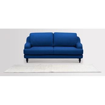Sofa Mirar 2-osobowa Welurowa  (Deluxe - welur łatwozmywalny SKY :deluxe/SKY)