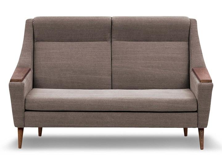 Sofa Rubusar 2-osobowa (Bawełna 63%, len 37% JASNOSZARY :len bawełna/jasnoszary) Stała konstrukcja Funkcje Bez dodatkowych funkcji Nóżki Na nóżkach