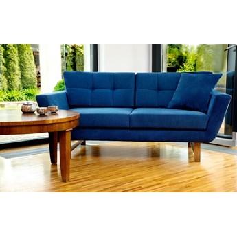 Sofa Astrar 2-osobowa (Bawełna 63%, len 37% MIĘTOWY :len bawełna/mięta)