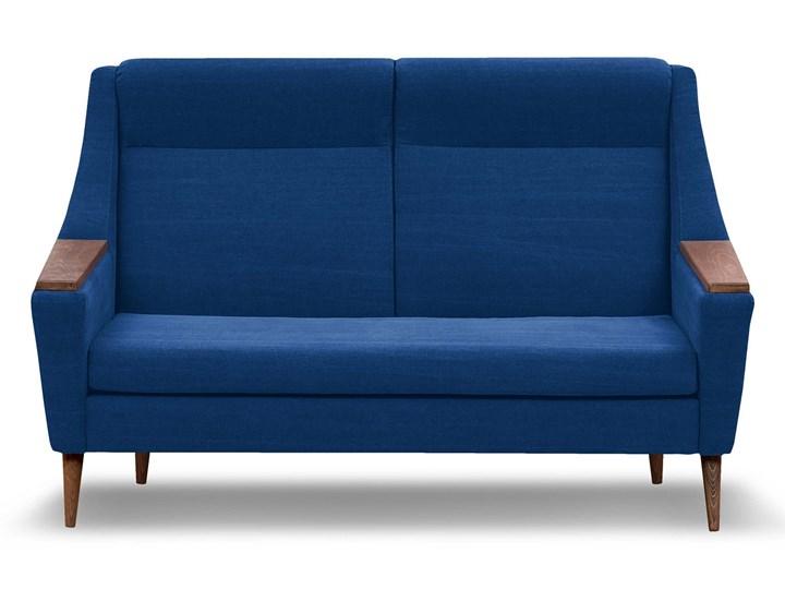Sofa Rubusar 2-osobowa (Bawełna 63%, len 37% JASNOSZARY :len bawełna/jasnoszary) Stała konstrukcja Kategoria Sofy i kanapy