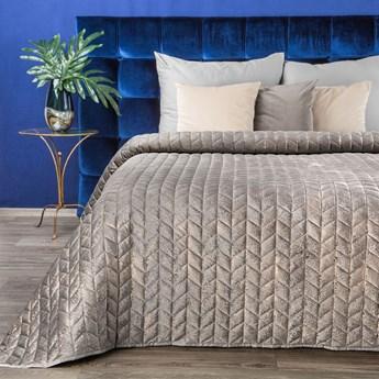 Narzuta na łóżko velvet 220x240 PREMIUM