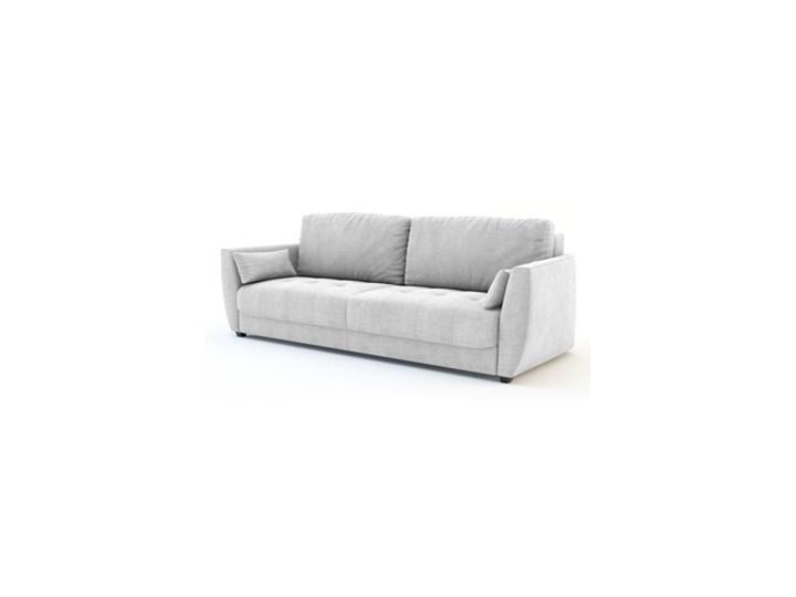 Salony Agata  Sofa TIVOLI 3-osobowa, rozkładana   szarości   Sofa 3-osobowa Głębokość 98 cm Szerokość 233 cm Styl Klasyczny