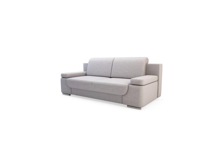 Sofa MAGNOLIA 3-osobowa, rozkładana szarości Salony Agata