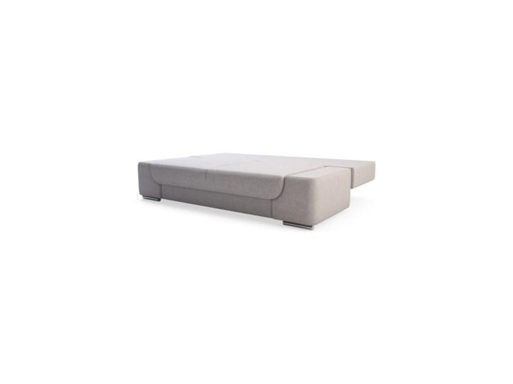 Salony Agata  Sofa MAGNOLIA 3-osobowa, rozkładana   szarości Głębokość 96 cm Szerokość 200 cm Kategoria Sofy i kanapy