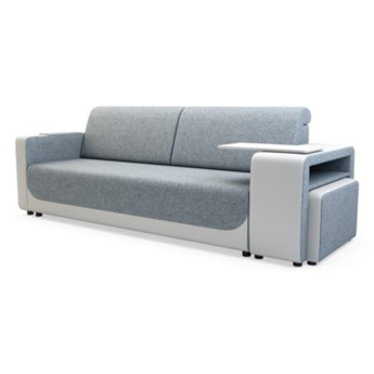 Sofa LUNA 3-osobowa, rozkładana       Salony Agata