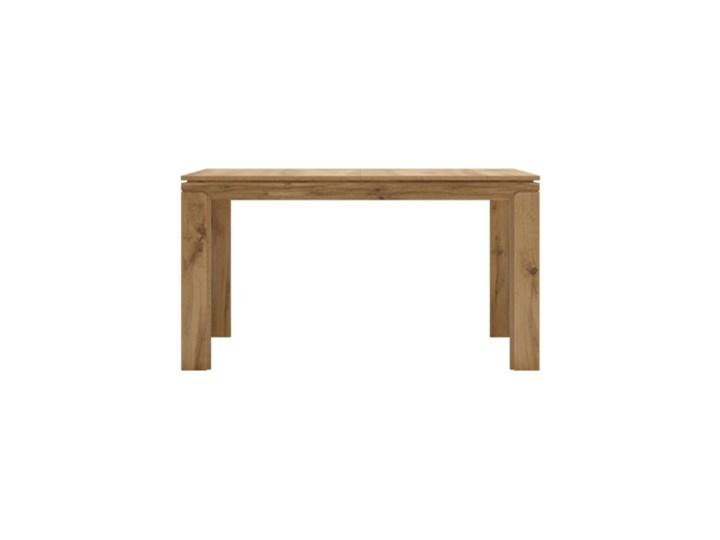 Salony Agata  Stół rozkładany BERGEN Szerokość 90 cm Wysokość 76 cm Długość 200 cm  Długość 140 cm  Długość 56 cm Drewno Rozkładanie Rozkładane